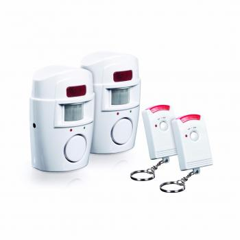Alarma cu senzor de miscare pentru perete