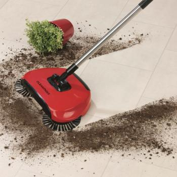 Cleanmaxx Roller Sweeper