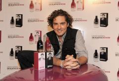 David Bisbal a lansat la Madrid propriul parfum