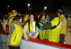 Zu pe Patinoar. Ice & Fun