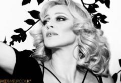 Madonna Lookalike astazi la Radio ZU