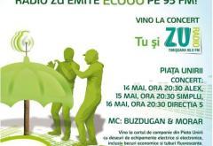 Radio ZU emite Eco la Timisoara. De acum orasul tau este mai verde