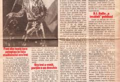 Amintiri despre Michael Jackson