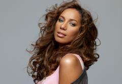 Leona Lewis este Happy la ZU