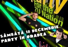 Sambata ai ZU Party in Oradea!