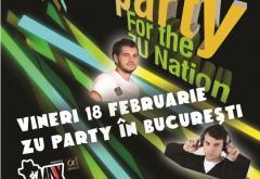 ZU Party in Bucuresti. Vezi cum a fost la Botosani si Vatra Dornei