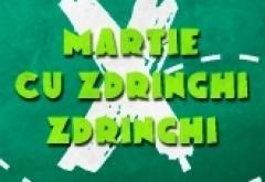 Fa-i un supercadou! Facem super-show! E Martie cu Zdringhi Zdringhi!
