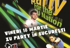 ZU Sunglasses Party in Bucuresti!