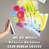 ZU Party in Bucuresti si Bacau (Sascut)
