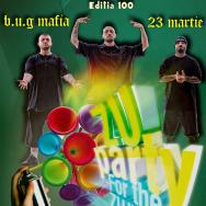 Petrecerea supremă! ZU Party 100. București și Constanța