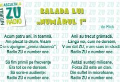 """Balada lui """"Numărul 1"""". Poezie pentru voi, fanii ZU"""