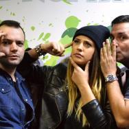 Antonia cântă Marabou live la ZU