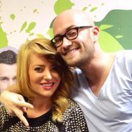 """Delia și Mihai Bendeac, """"Doi în unu"""" live la Radio ZU"""