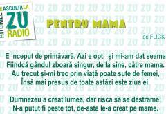 Pentru mama. Poezie cu emoție