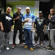 Facem istorie! B.U.G. Mafia cântă pentru prima dată live la un post de radio