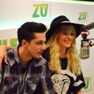 Delia si UDDI au făcut show live la Morning ZU