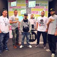 Repetiție pentru Forza ZU: B.U.G. Mafia fac show în studio