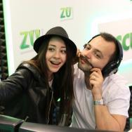 "PREMIERĂ: Nicole Cherry - ""Vara mea"" LIVE la Radio ZU"