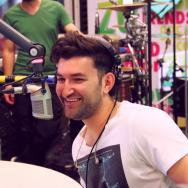 "Smiley cântă ""Letter to You & Me"" live la Radio ZU"