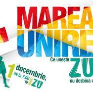 Pe 1 decembrie 2014, în numele hiturilor, facem MAREA UNIRE ZU!
