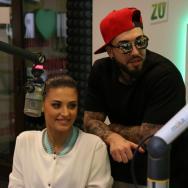"""PREMIERĂ: Antonia cântă """"Chica Loca"""" live la Radio ZU"""