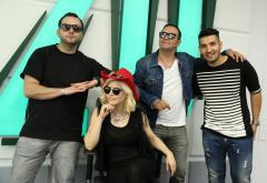 Repetiție pentru Forza ZU: Loredana și Nadir au făcut show în studio