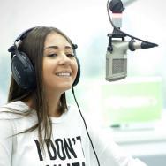 """Nicole Cherry cântă versiunea ei la """"Hey Mama"""" live la ZU"""