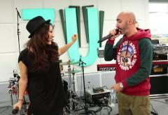 """PREMIERĂ: Andra și Cabron live cu """"Niciodată să nu spui niciodată"""""""