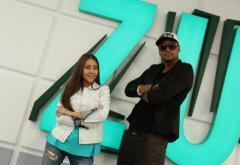 """Nicole Cherry și Mohombi au lansat """"Vive la vida"""" live în studioul ZU"""