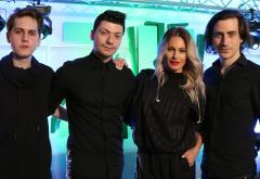 """RALUKA a lansat """"IeriErai"""" LIVE în studio"""