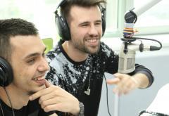 """Vescan și Ristei cântă """"Las-o..."""" live în studio"""