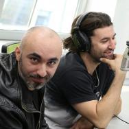 """Repetiție pentru #ForzaZU: """"Insomnii"""" live cu Smiley și Cabron"""