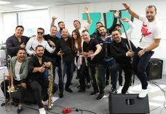 Mahala Rai Banda este Radio Orchestra LIVE la ZU