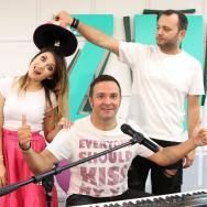 """LIVE: Irina Rimes își cântă """"Visele"""" live în studioul ZU"""