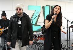 """LIVE: Andra și Dorian cântă """"Floare De Nu-Mă-Uita"""""""