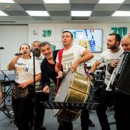 LIVE: Show în studio cu Damian & Brothers (FOTO și VIDEO)