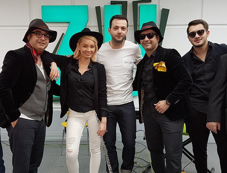 LIVE: Buzdu și Morar fac party de pahar. Maria Constantin și taraful Fraţii Cocoş
