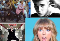 Singurele 7 videoclipuri cu peste 2 MILIARDE de vizualizări pe YouTube
