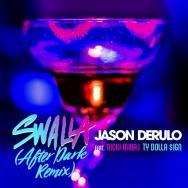 """Jason Derulo transformă hitul """"Swalla"""" într-o piesă de ascultat """"after dark"""""""