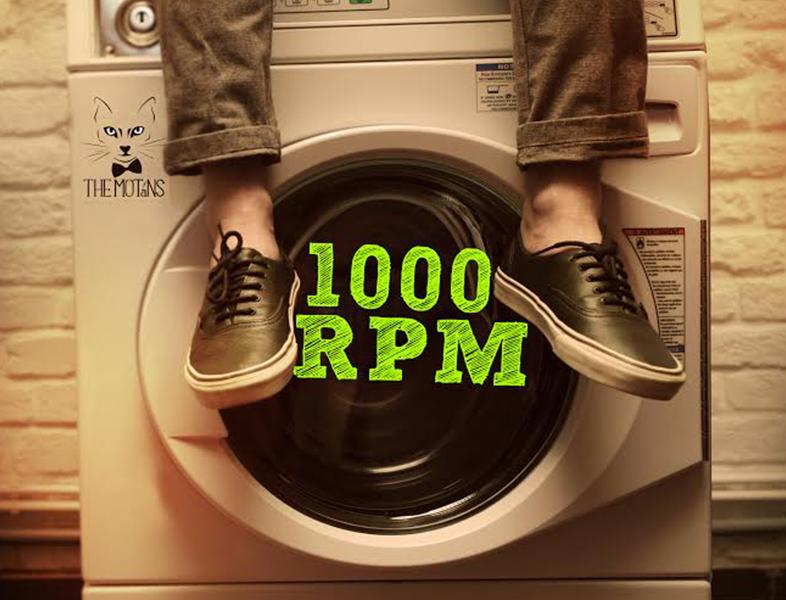 MAKING OF: The Motans - 1000 RPM