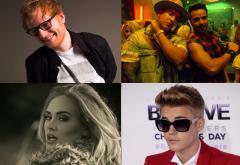 Top 5 videoclipuri care au făcut miliardul de vizualizări în timp record