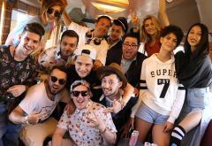 """VIDEO: Cea  mai """"forță"""" gașcă în Trenul Forza ZU by Telekom"""