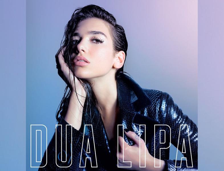 Dua Lipa și-a pus albumul de debut pe net. Ascultă-l pe tot aici!