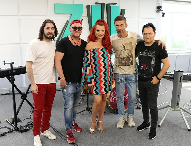 """LIVE: DJ Project și Elena Gheorghe au cântat """"Duminica"""" în premieră"""