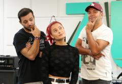 """""""Du-mă spre noi"""". RALUKA își cântă noul single LIVE în studioul ZU"""