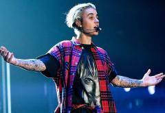 Justin Bieber a primit interdicție în China și a anulat viitoarele concerte