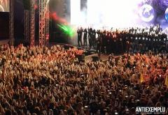"""BEST OF: Concertul de lansare al albumului """"Antiexemplu"""" de la Carla´s Dreams"""