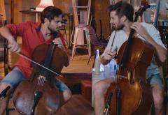 """""""Despacito"""" cântat la violoncel sună mai elegant decât te aștepți. Play!"""