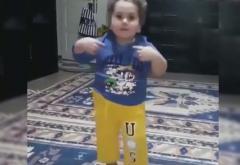 """FUNNY: Un puști dansează """"Mi Gente"""""""
