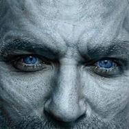 "FOTO: Smiley în postura de ""white walker"" din Games of Thrones"